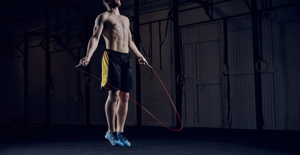 Sjippetov - Speed- & Jump Rope til fitness