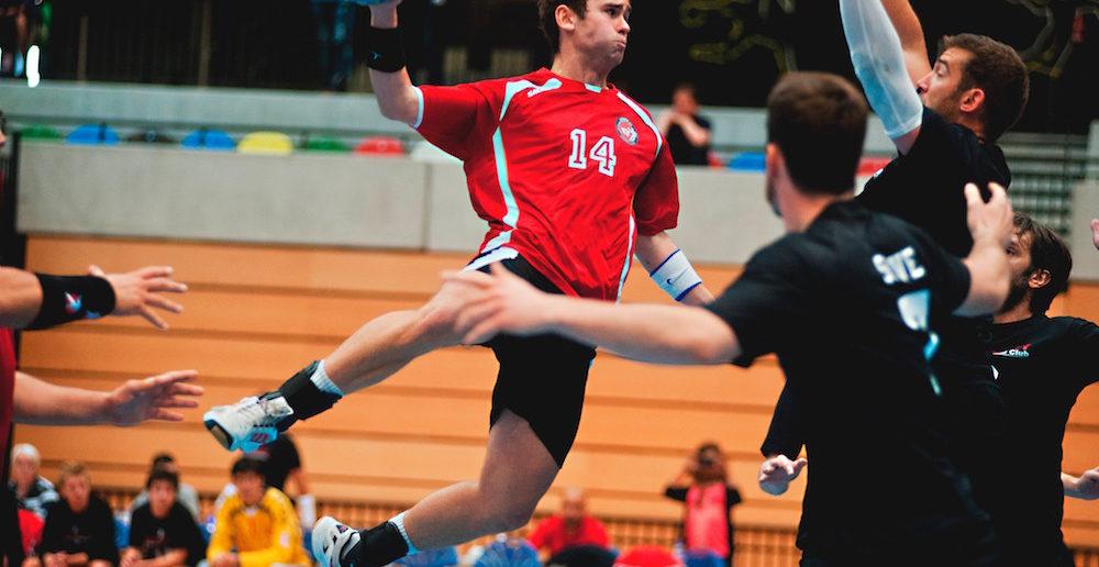 skridtbeskytter håndbold