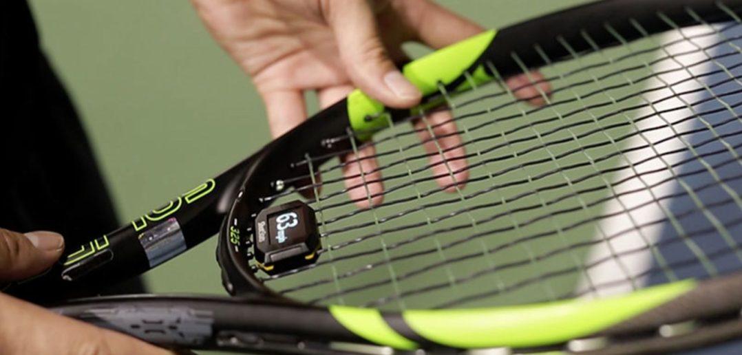 Stød- & vibrationsdæmper til tennis