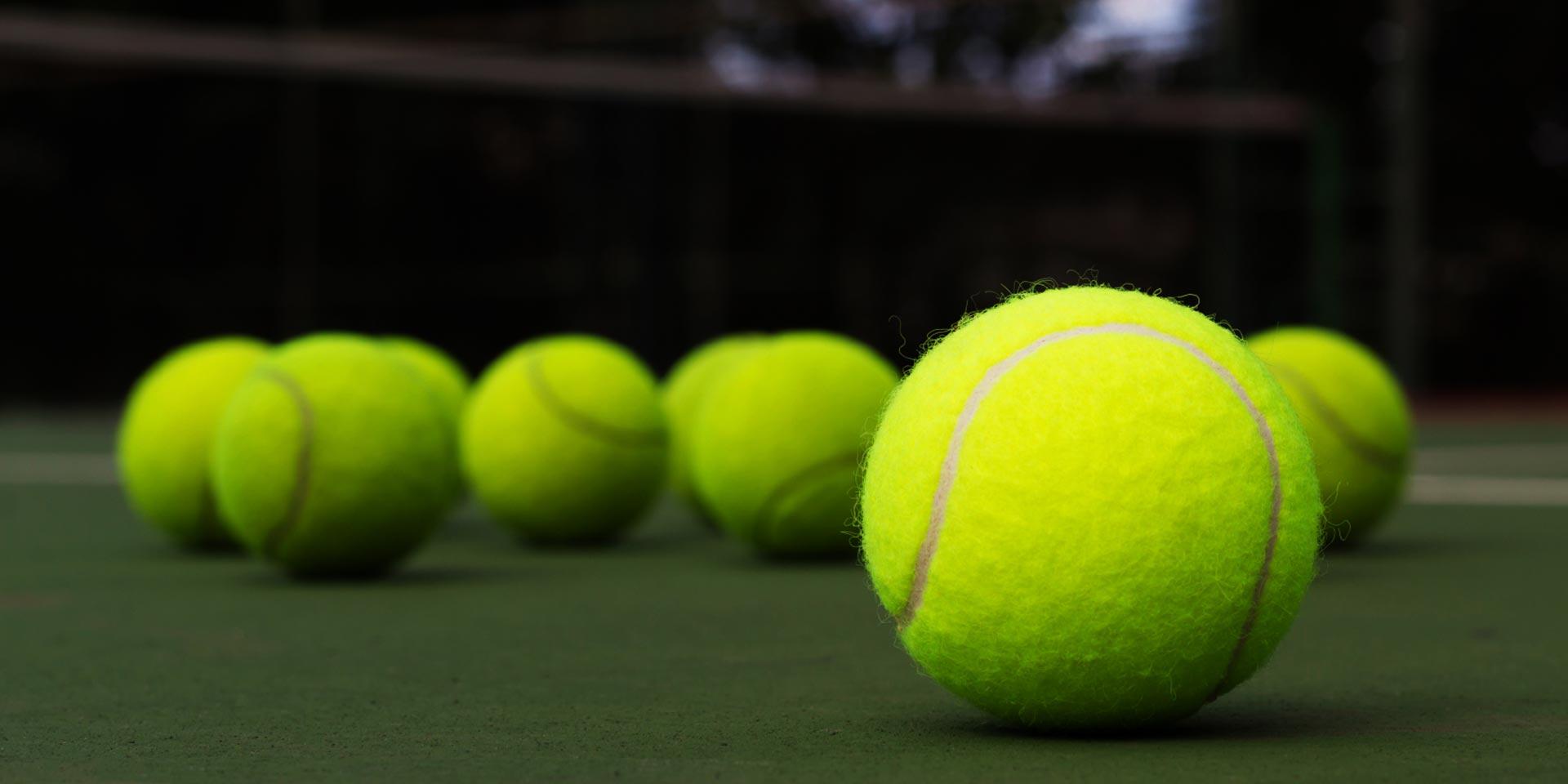 Fantastisk Tennisbolde - Markedets bedste tennisbold - Sportsway FS69