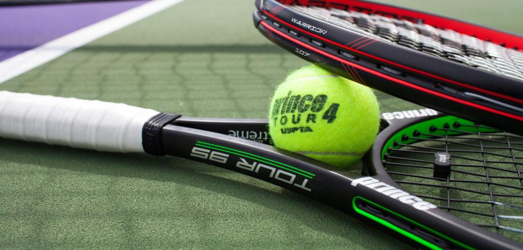 Tennisketcher - Udvalg fra Yonex & Babolat