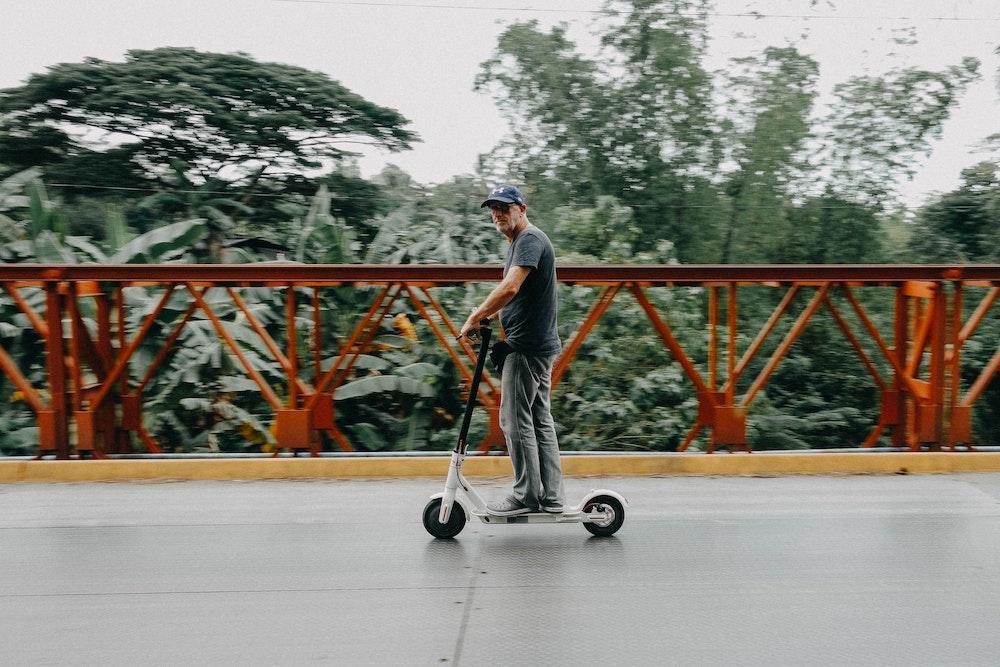 elektrisk scooter tilbud