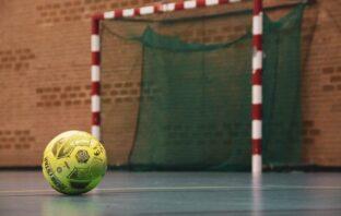 håndbold og fodbold