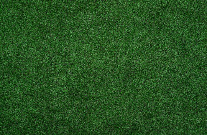 green på golfbane